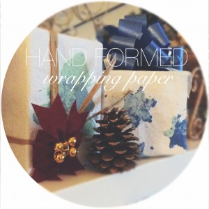 Winter Holiday Paper Crafts Class